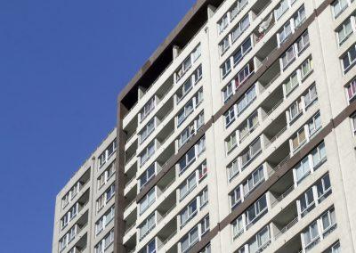 Proyectos eléctricos-Edificio Conde Maule, Estación Central