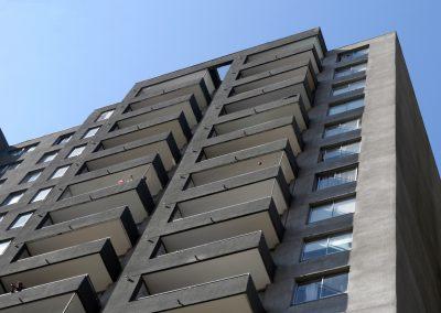 Proyectos eléctricos-Edificio Coronel Souper, Estación Central