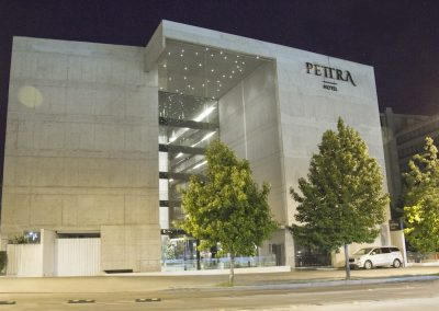 Proyectos eléctricos-Hotel Pettra , Lo Barnechea